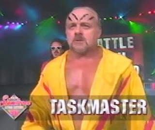 WCW Slamboree 1996 Review - Kevin Sullivan teamed with Chris Benoit to face The Public Enemy