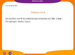 http://www.ceiploreto.es/sugerencias/juegos_educativos_4/5/5_Dictado_palabras_con_h/index.html