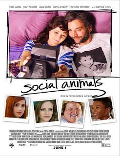 Social Animals  Amor y disfuncion   2018