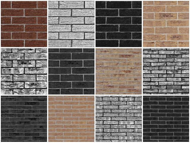 texture tileable bricks, old briks #3ab