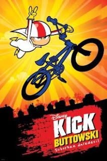 Kick Buttowski - Um Projeto De Dublê - Todas as Temporadas - HD 720p