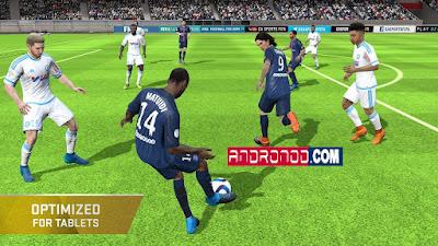 FIFA 16 Ultimate Team MOD Apk+Data V3.2.113645 Terbaru