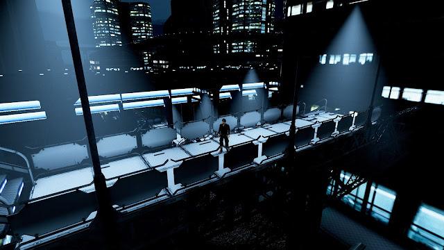 Echt Virtuell: Sine Wave Space mit neuen Post-FX Effekten