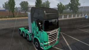 Scania Streamline Agyt Skin