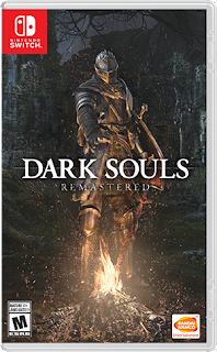 Dark Souls Remastered – Switch Xci Nsp