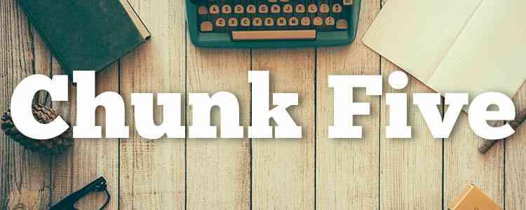 Chunk Five bold free font