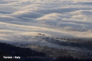 Varese from Campo dei Fiori