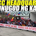 MATlNDl TO! MGA DUTERTE SUPPORTERS SINUGOD ANG l.C.C. HEADQUARTERS! PANOORIN
