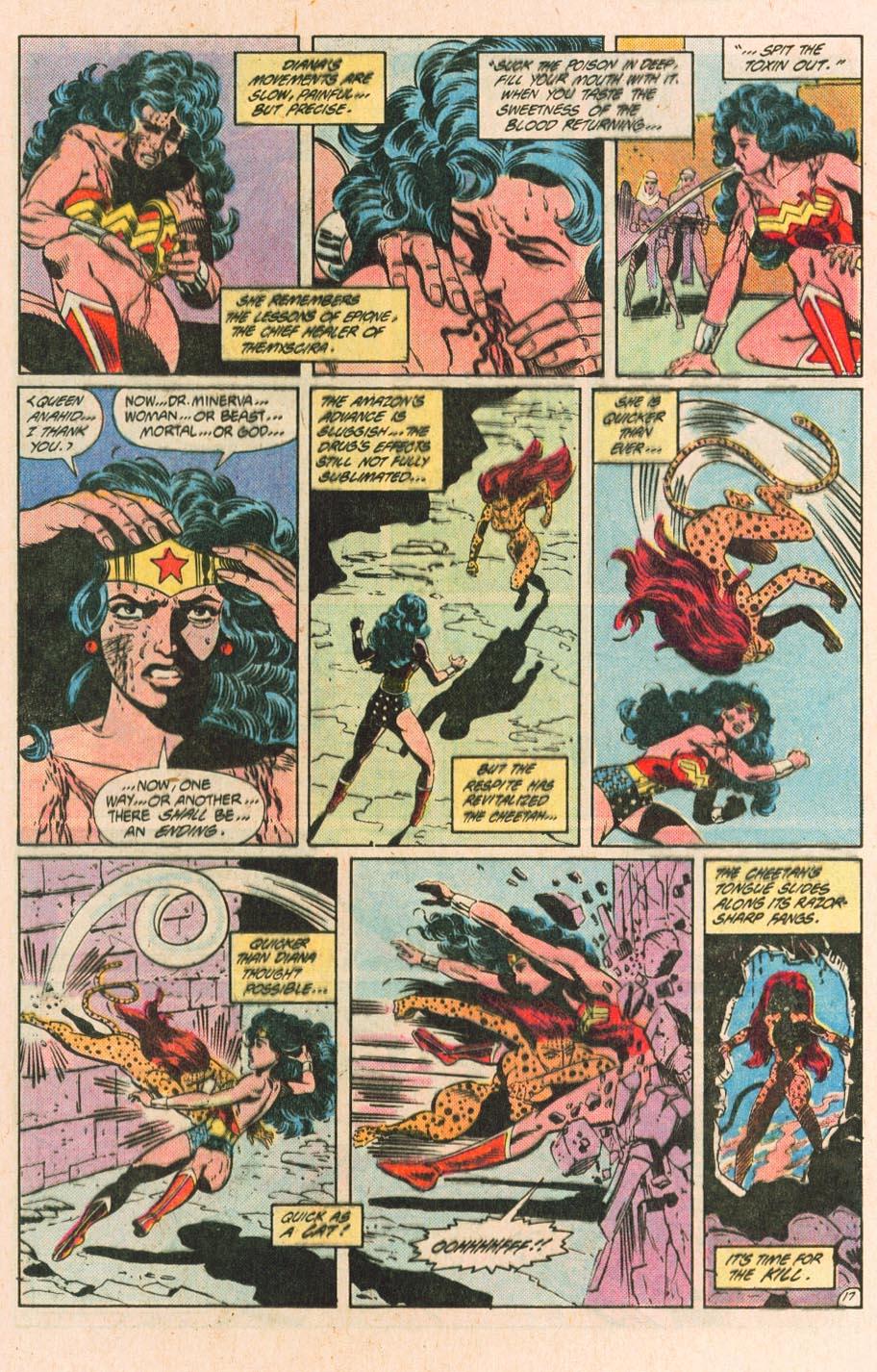 Read online Wonder Woman (1987) comic -  Issue #31 - 19