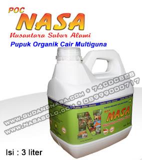 POC NASA 3 LITER Rp.200.000,-