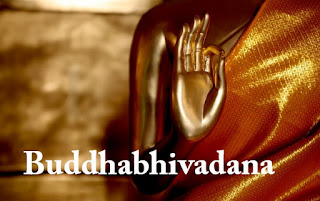 buddha vandana and meaning