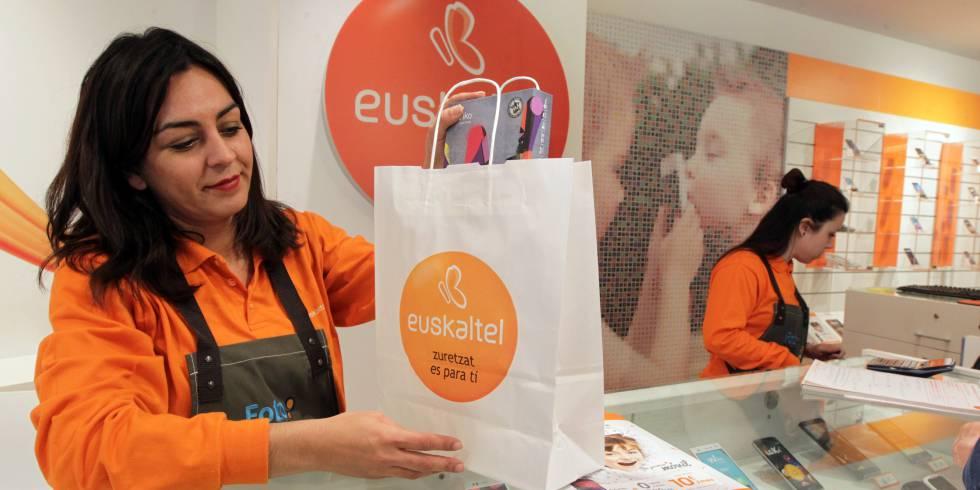 Euskaltel beneficios 2018