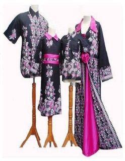 Beli Baju Batik Couple Model Anak Muda