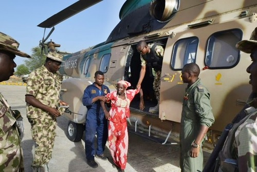 PDP Blasts APC in Reaction to the Rescue of Abducted Chibok Girl