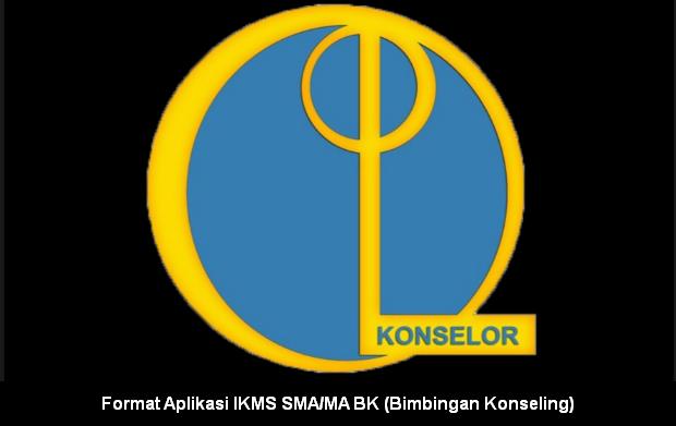 Format Aplikasi IKMS SMA/MA BK (Bimbingan Konseling)