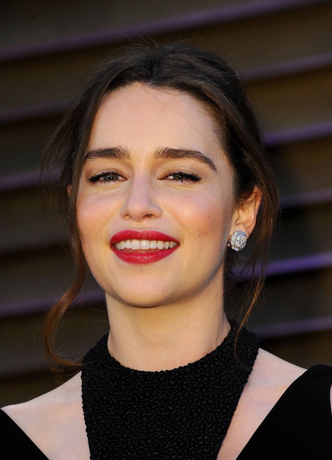 Terminator Genisys Actress Emilia Clarke Full HD Images and Wallpapers