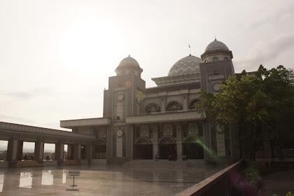 Sang Perancang Masjid Raya Bogor