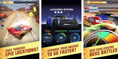 Cars: Lightning League 1.5 mod apk