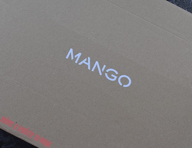 Compras en  la tienda de MANGO online