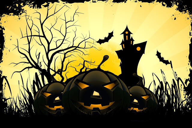Free Halloween scary Wallpaper