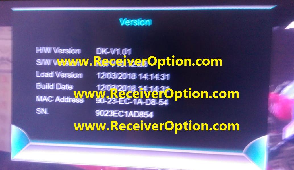 ECHQLINK T9 HIGH CLASS HD RECEIVER POWERVU KEY SOFTWARE NEW UPDATE