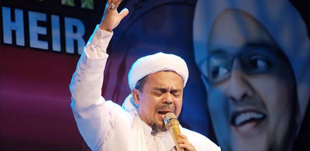 Habib Rizieq: Seruan Jihad Tak Akan Saya Cabut, Copot Kepala BIN dan Kapolri!