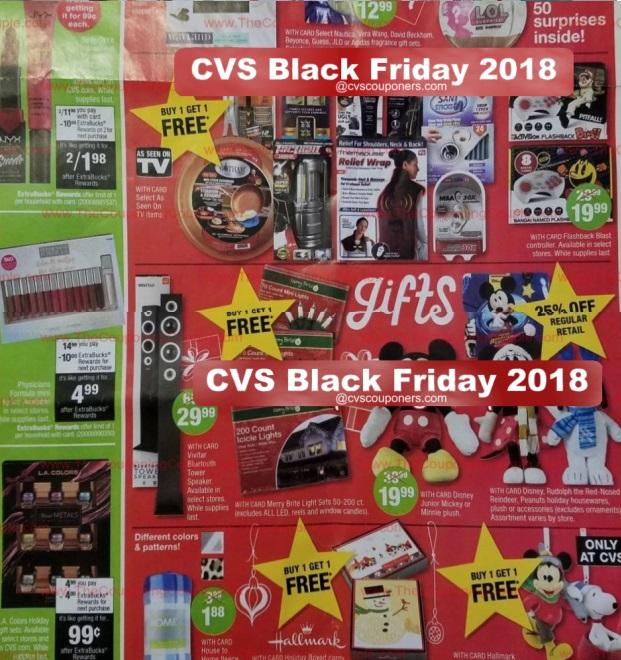 CVS Black Friday Ad 2018 Page 3