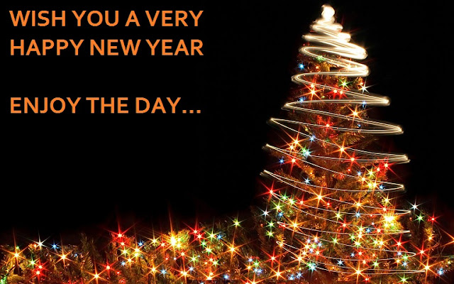 Wish You AHappy New Year Pictures