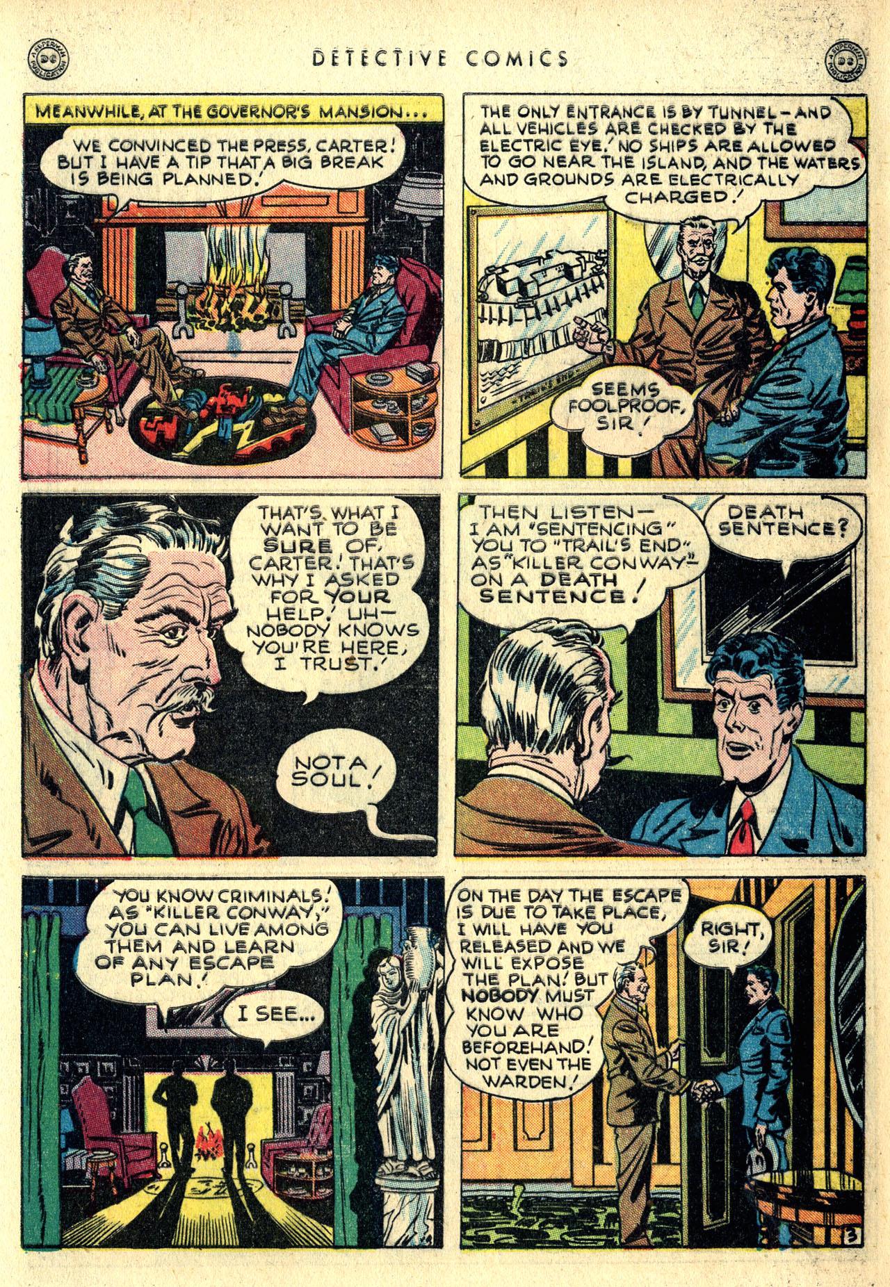 Read online Detective Comics (1937) comic -  Issue #116 - 40