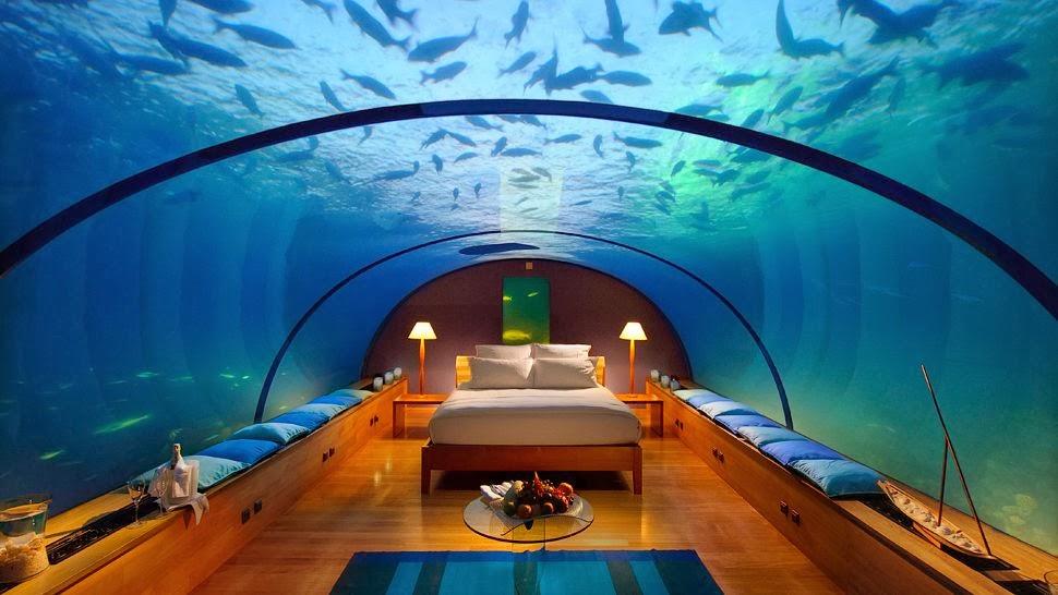Rangali Island (Maldives) - Conrad Maldives Rangali Island 5*