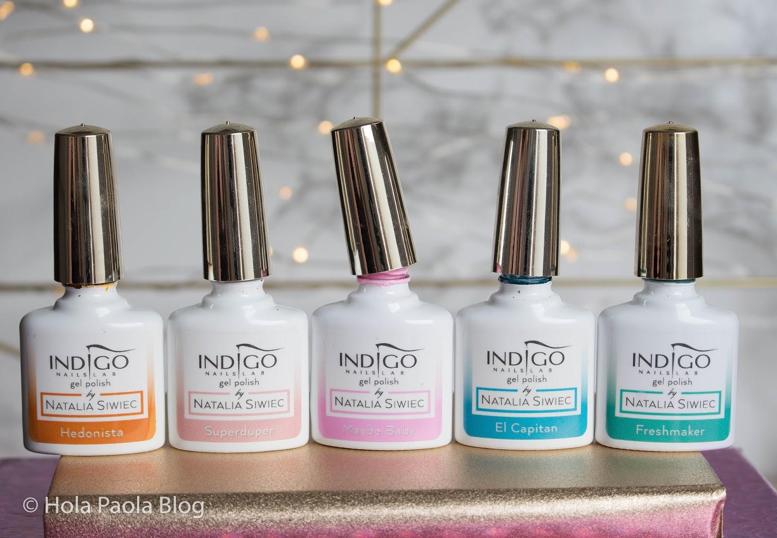 Indigo - kolory prosto z wybiegu LATINA