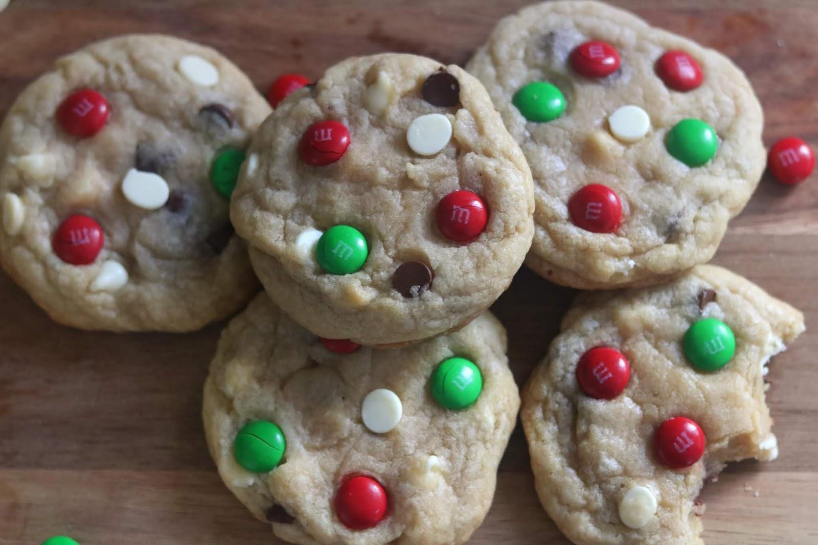 Where The Tea Is Sweet M M Christmas Cookies