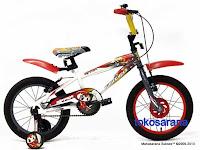 Sepeda Anak Wimcycle Zipper