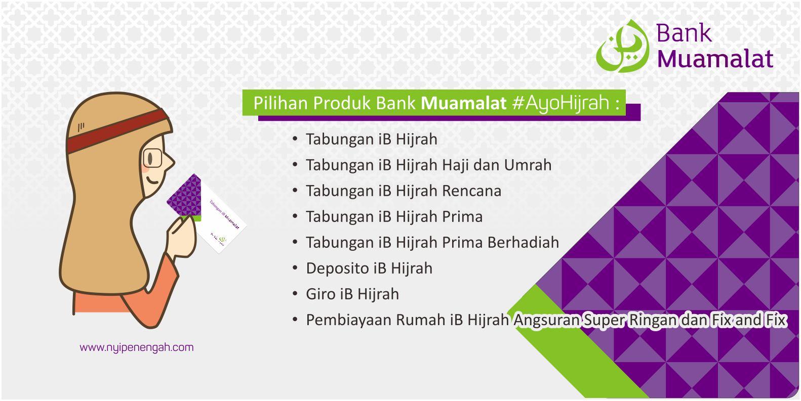 Ayohijrah Bareng Bank Muamalat Indonesia Agar Semakin Berkah Dan Bahagia