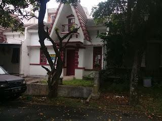 Rp.615 Jt Dijual cepat rumah siap huni di cluster victoria sentul city (code : 421)