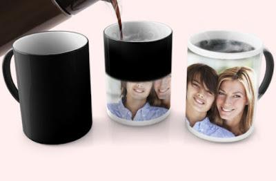 Printcious, barangan dari ,DIY printcious, cenderamata dari printcious,magic mug,apa itu magic mug,magic mug printcious