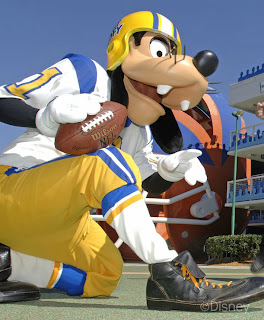 Goofy All Star Sports Football