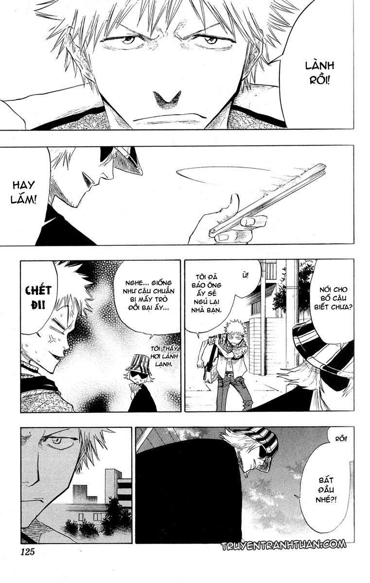 Bleach chapter 58 trang 20