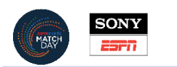 ESPNcricinfo's Match Day to offer insightful overview of India – England Test Series 2016-17 for SONY ESPN channel viewers