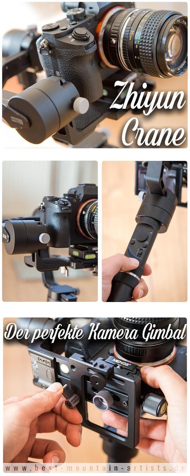 Zhiyun- Crane V2 Gimbal  Zhiyun-Tech Test  Gimbal-Review  Elektronisches-Schwebestativ16
