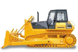 Komponen Bulldozer dan Fungsi Bagian-Bagiannya