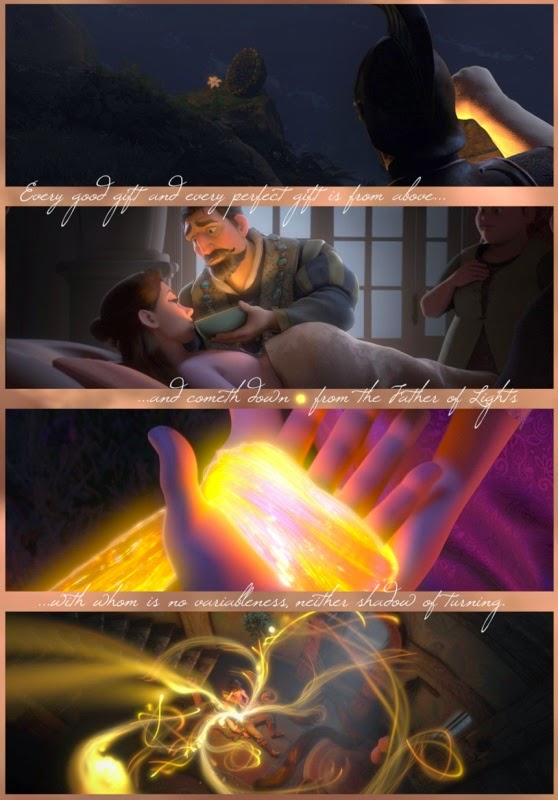 Naclhv The Gospel According To Disney S Tangled