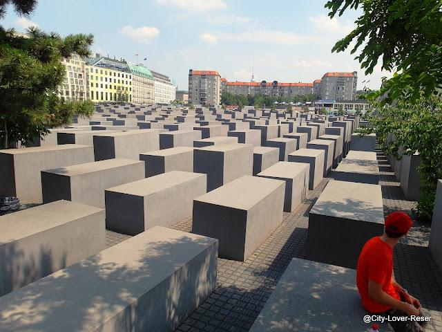 Berlin- Förintelsemonument