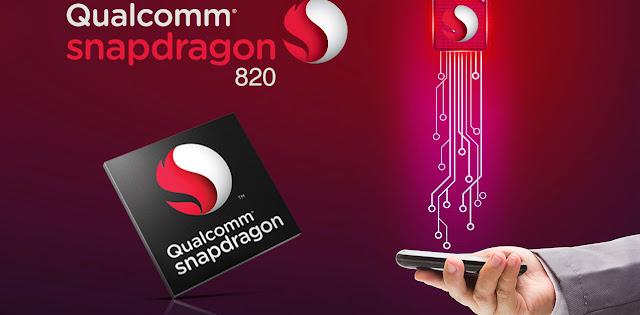 Qualcomm Snapdragon 820 chip best mobile processor