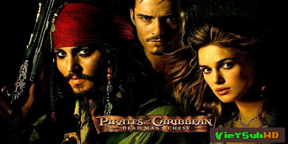 Phim Cướp Biển Vùng Caribbe (phần 2): Chiếc Rương Tử Thần VietSub HD | Pirates Of The Caribbean: Dead Man's Chest 2006