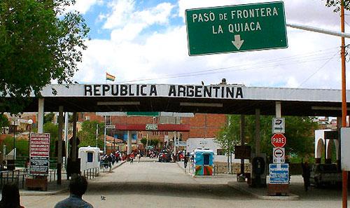 Se reúne el Comité de Integración Fronteriza Villazón – La Quiaca