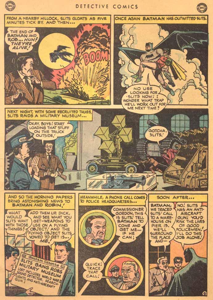 Detective Comics (1937) 153 Page 10
