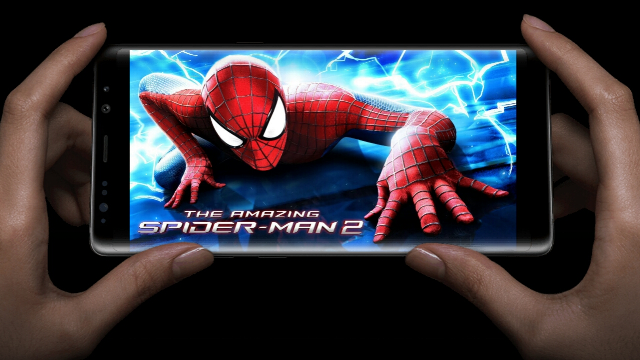 The Amazing spiderman 2 2D Java Apk - Gaming Red