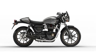 2016 Triumph Street Cup side profile
