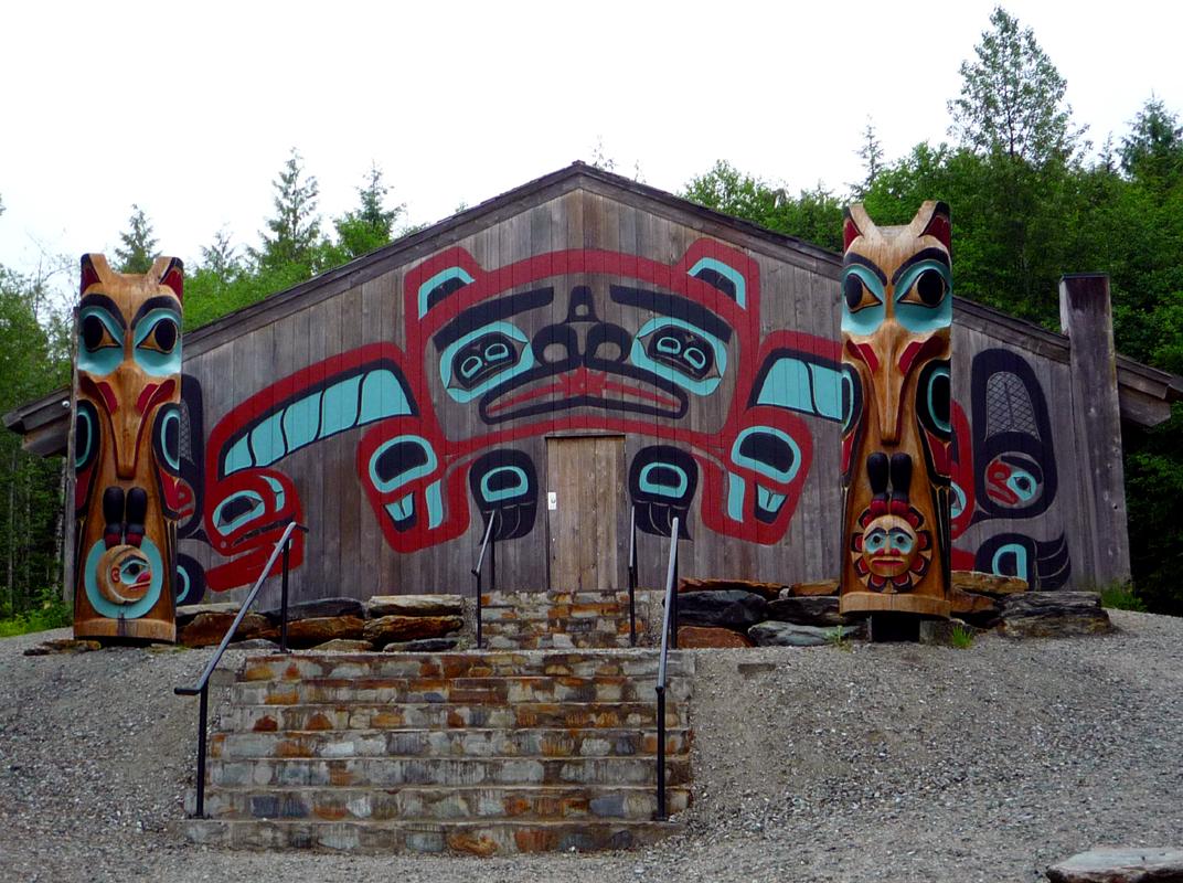 Northwest explorer ketchikan 2013 for Tribal house songs